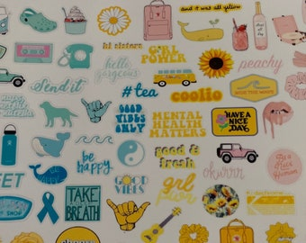 Til Happy Spongebob Stic Aesthetic Stickers Gonzagasports