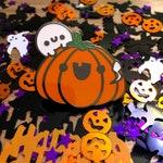 Halloweenies Enamel Pin