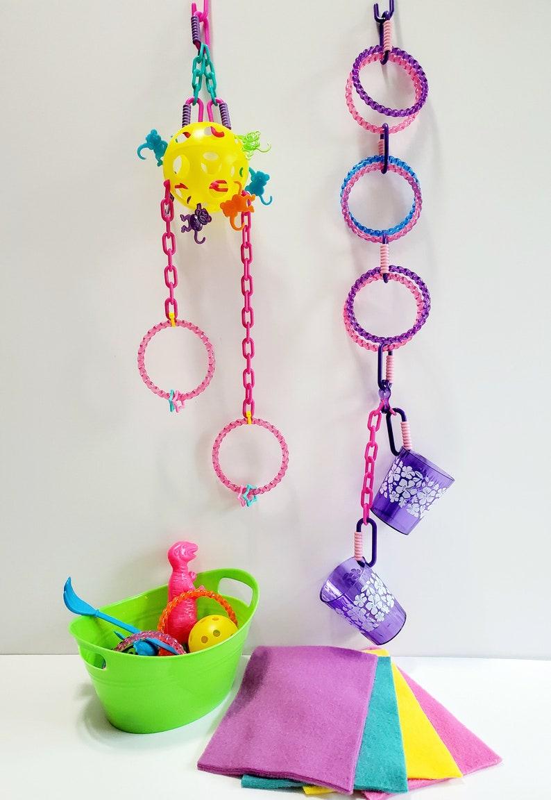 Sugar Glider Toy Bundle Sugar Glider Toys and Blankets