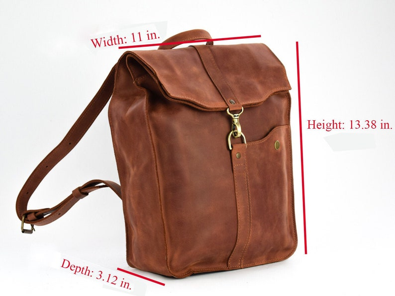 Leather backpack purseLeather laptop backpack women /& menConvertible camera backpack9 colorsPERSONALIZEDReal leather