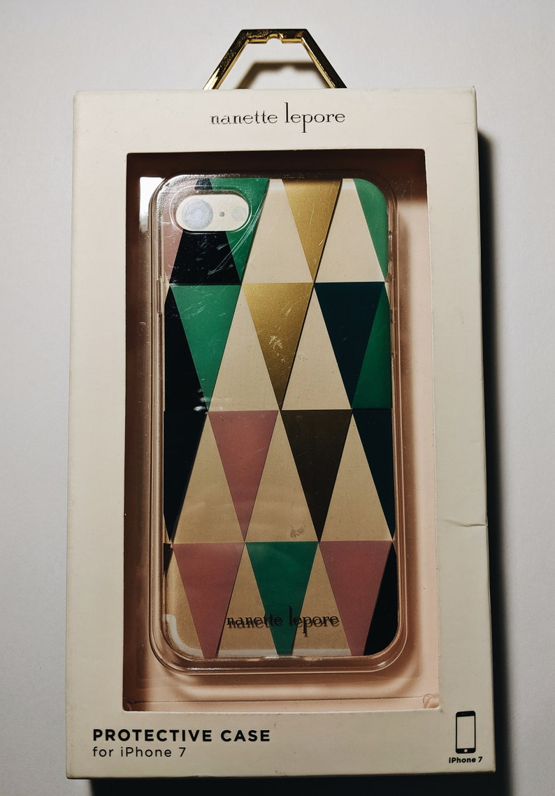 premium selection 38d6a f813b Brand New Nanette Lepore iPhone 7 case
