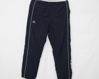 Vintage adidas Sweatpants Sports Pants Gr. L Sportswear Oldschool True Vintage