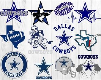 image regarding Dallas Cowboys Printable Logo referred to as Dallas cowboy Etsy
