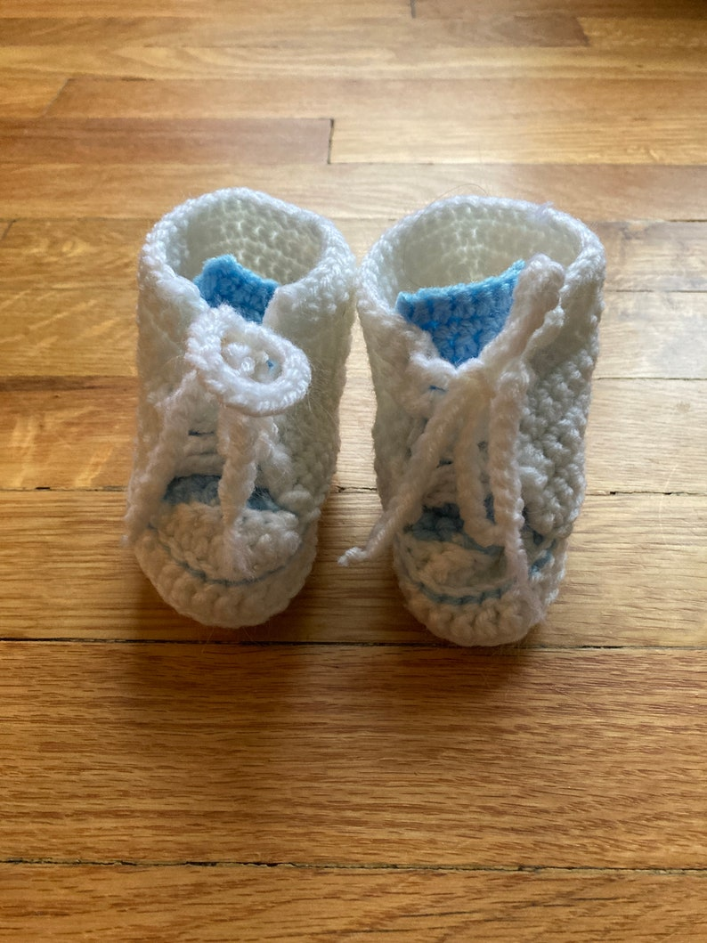 Booties Vintage Knit Baby Christening Outfit; White Baptismal Outfit; Knit Cardigan and Bonnet