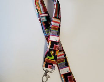 19 pattern choices, 3 sizes - Gift for Dog /& Book Lovers Book Themed Reversible Over The Collar Dog  Pet Bandana
