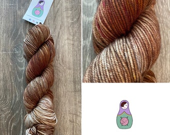 Sedimentary DK yarn