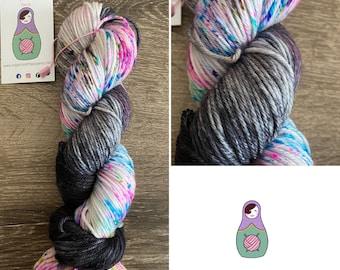 Punk Princess worsted yarn
