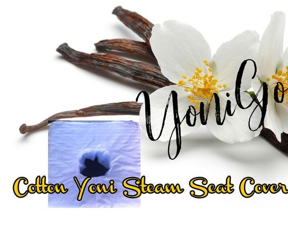 Washable Yoni Steam Seat Cotton Cover