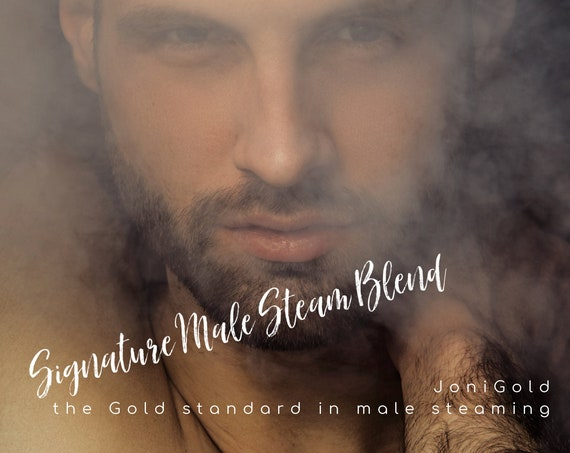 SIGNATURE JONI Lingam A-Steam for men Prostate/ Hemorrhoid Blend
