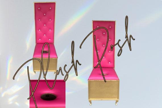 PLUSH POSH  Yoni Steam Chair Throne