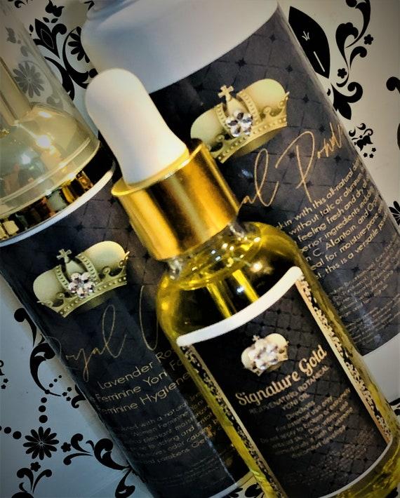 Yoni Care Gift Pack Yoni Oil, Yoni Powder,  Yoni Wash , feminine hygiene