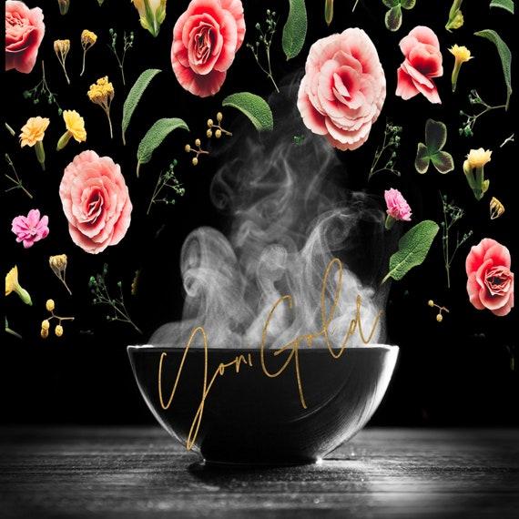 YONI STEAM HERB Blend Genle YoniLove Organic Herbal Steam Blend