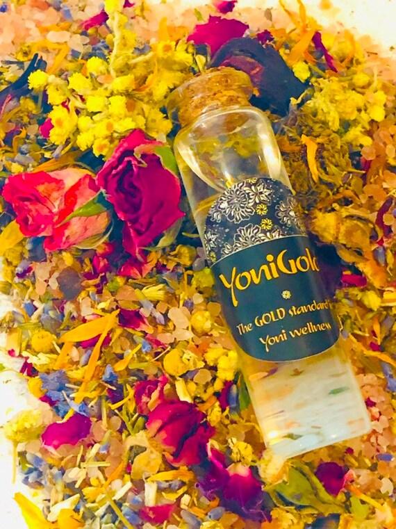 Yoni Herbal Bath Spa Soak Full Body Steaming with Organic Essential Oils