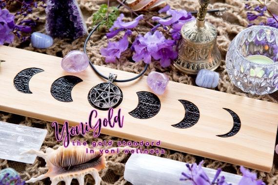 Full Moon Divine Goddess Bath Soak with Moonstone