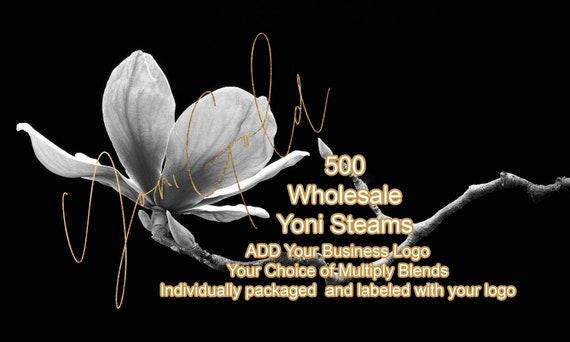 Wholesale 500 YONI Steam Blend Your CHOICE Yoni Steam Blend Bulk for resale yoni steaming herbs