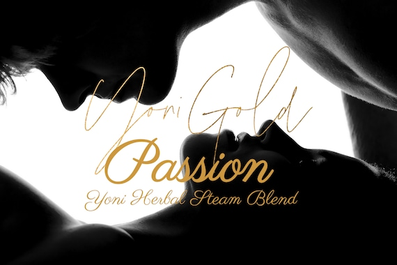 Yoni Steam Herbs, PASSION Herbal  Yoni Vaginal Steaming Herb Blend Get your SEXY back.
