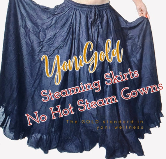 Yoni Steaming Skirt NO  HOT Yoni Steam Gown