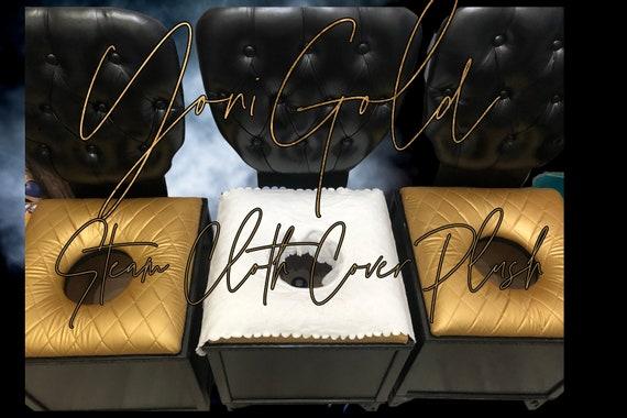 Plush Yoni Steaming Cloth Seat Covers, Yoni Steam Throne. V Steam. Yoni Herbs, Yoni