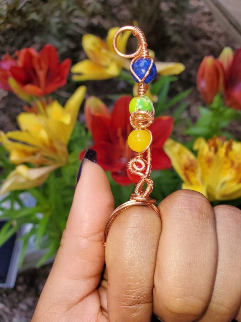 Chakra Joint Ring