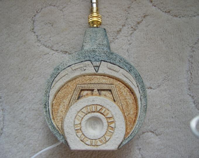 Troika Wheel Lamp (159)