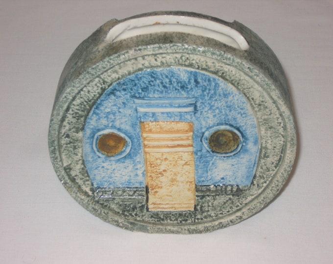 Troika Wheel Vase (315)