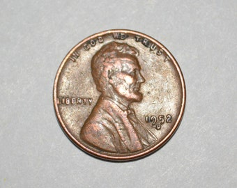 1957 D Wheat Penny Value