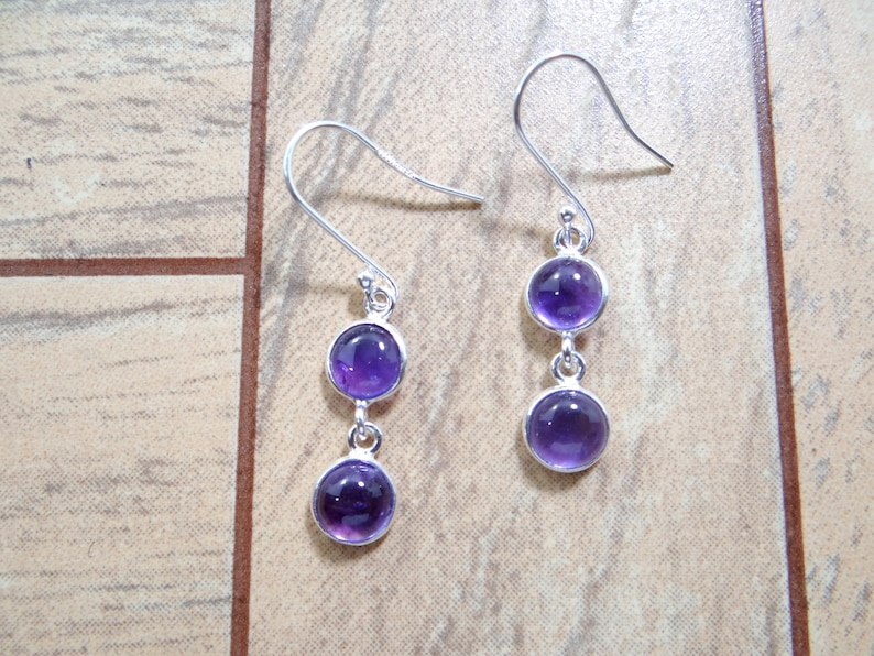 AMETHYST Sets,925 sterling silver sets,gemstone jewelry,handmade silver jewelry,February birthstone,gift for her,boho,wedding sets.