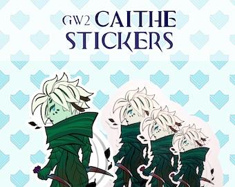 GW2 Caithe Stickers