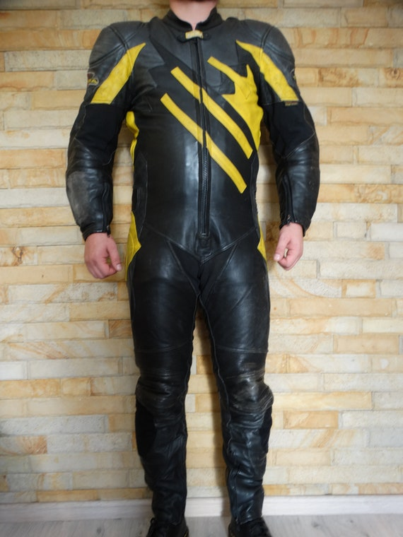 Akito Cobra Biker suit Akito 'Cobra' Leather Motor