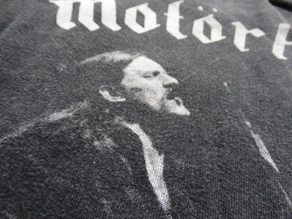 Motorhead-Eat the Rich 80s sweater - image 9