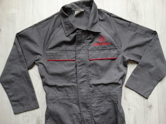 Vintage Mens Honda workwear boilersuit ,racing bo… - image 3