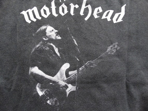 Motorhead-Eat the Rich 80s sweater - image 8