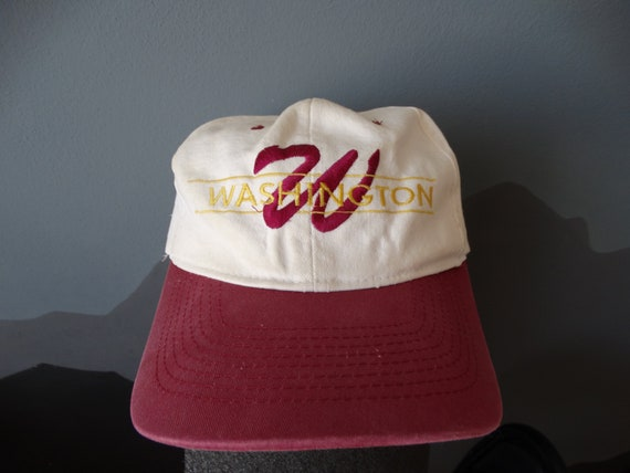 Vintage 90s Washington dc cap