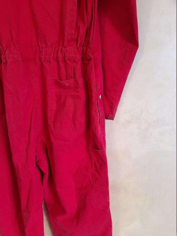 Vintage Audi Mens workwear boilersuit ,racing boi… - image 10