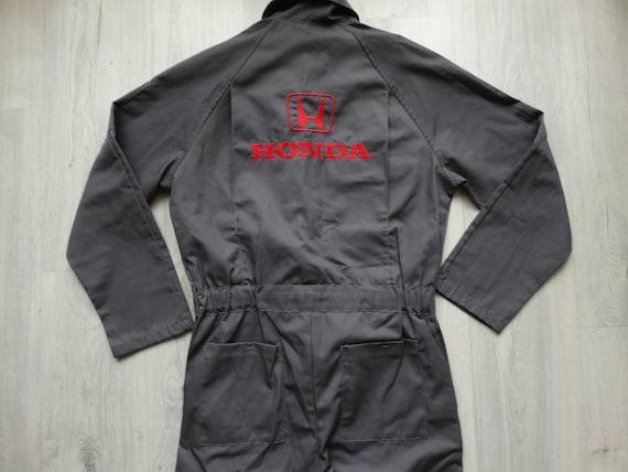 Vintage Mens Honda workwear boilersuit ,racing bo… - image 7