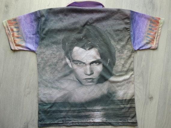 Vintage Leonardo DiCaprio Shirt, Vintage Leonardo