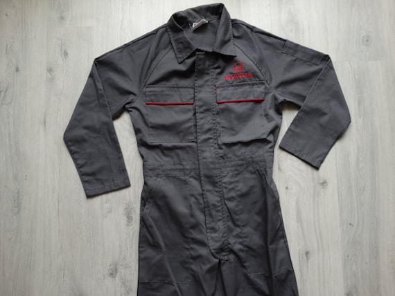 Vintage Mens Honda workwear boilersuit ,racing boi