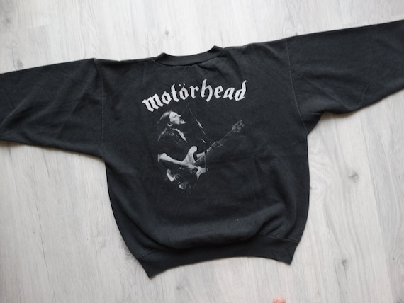 Motorhead-Eat the Rich 80s sweater - image 7