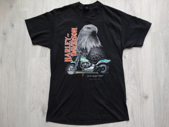 Harley-Davidson Vintage 1991 3D Emblem 3D Emblem F