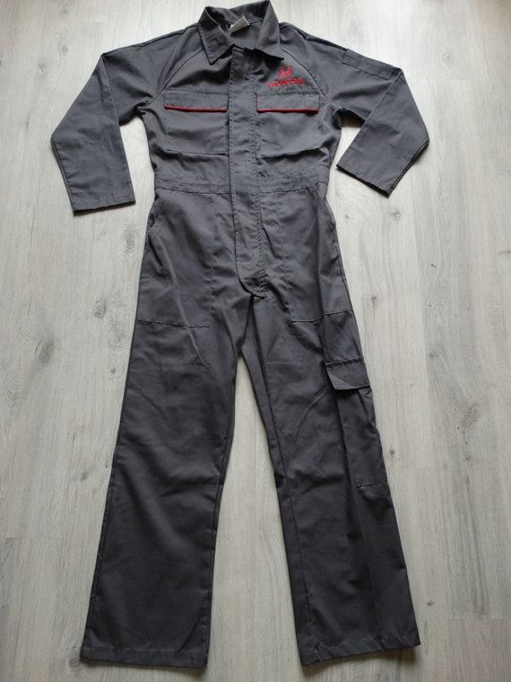 Vintage Mens Honda workwear boilersuit ,racing bo… - image 2