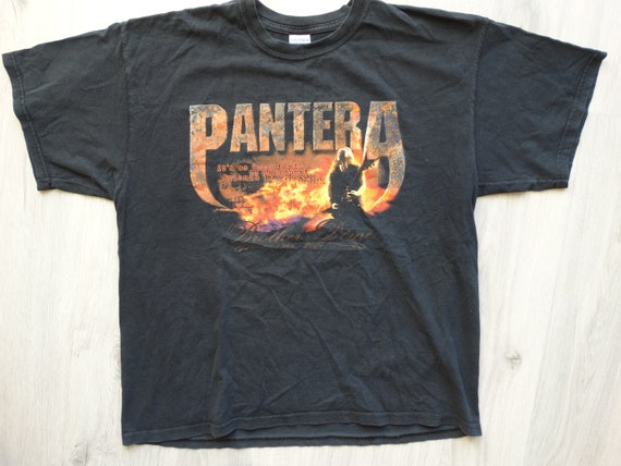 Vintage Memory Pantera Brother Dime Shirt ,Pantera