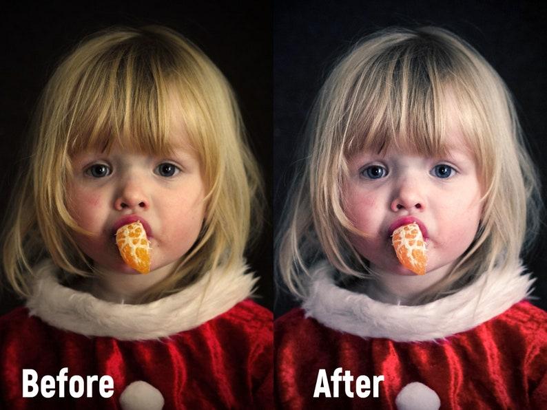 Instagram Christmas 5 Lightroom Presets Winter Vintage Christmas ...