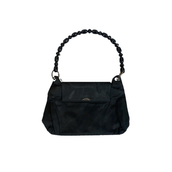 Dior Malice Nylon Shoulder Bag