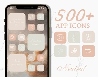 Beige Aesthetic Wallpaper Vintage Etsy Use these high quality icons to completely transform your. beige aesthetic wallpaper vintage etsy