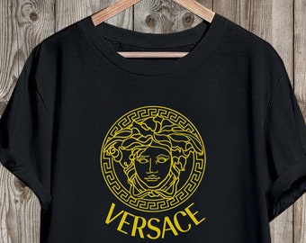 Versace shirt men | Etsy