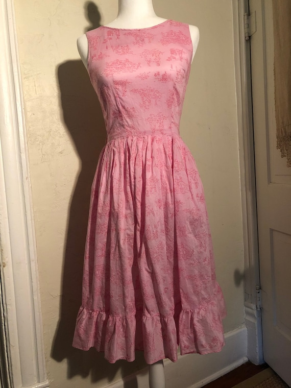 Vintage 1950s Sundress