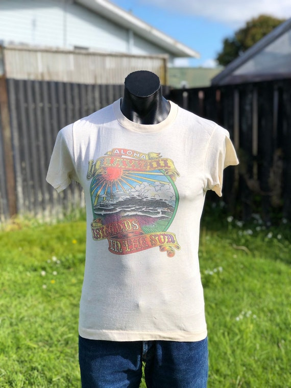 Vintage Aloha Hawaii t-shirt