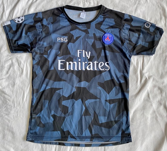 Neymar Paris Saint-Germain Jersey
