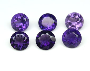 Amethyst Loose Stone For Jewelry 03 Pcs Natural Purple Amethyst Gemstone 69 Cts R-8636 Top Quality Amethyst Lace Agate Cabochon