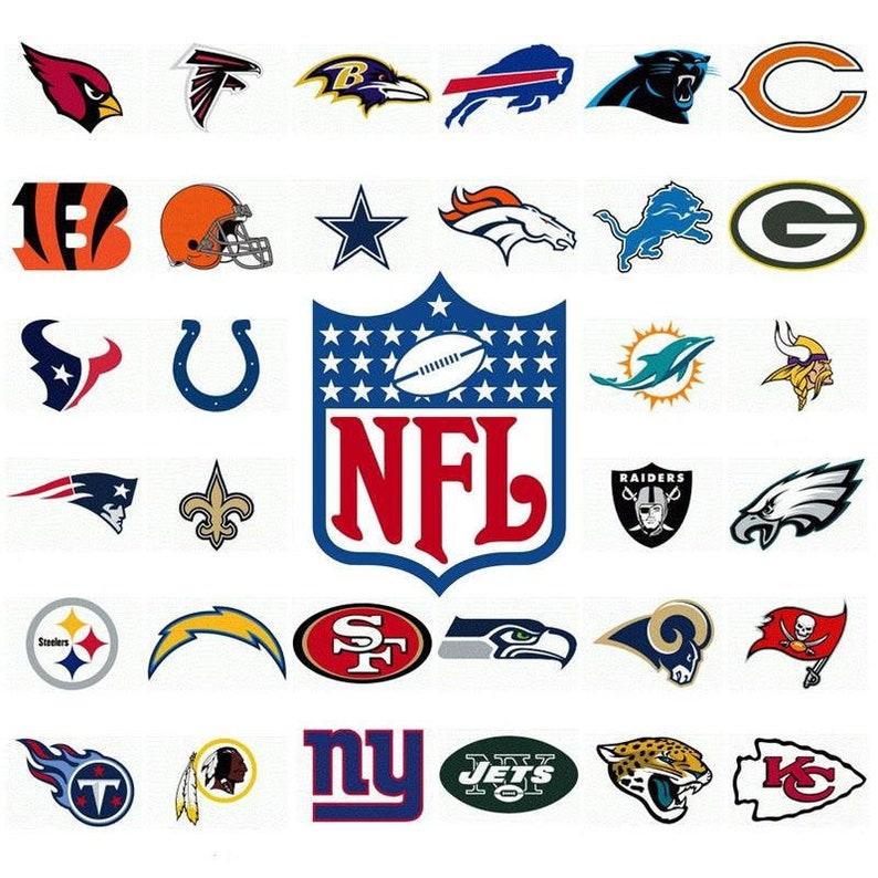 NFL Logo String Art image 0